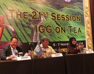 Foto Kegiatan BITC dan IGG on Tea tahun 2014
