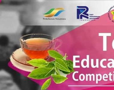 "Tea Educator Competiion: ""Share Your Spirit with Tea"""